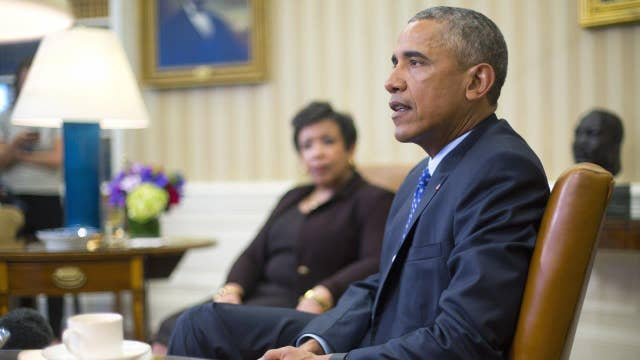 Obama pushes for new gun control measures