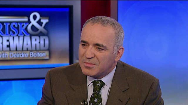 Kasparov: Next U.S. President must restore the credibility of the Oval Office