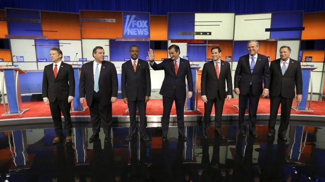Breaking down candidates' performances in the latest GOP debate