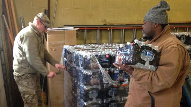 State of emergency declared in Flint due to water crisis