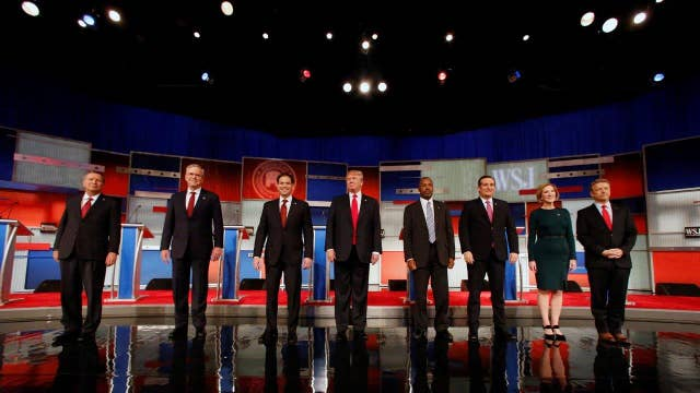 How the GOP candidates might national security issues