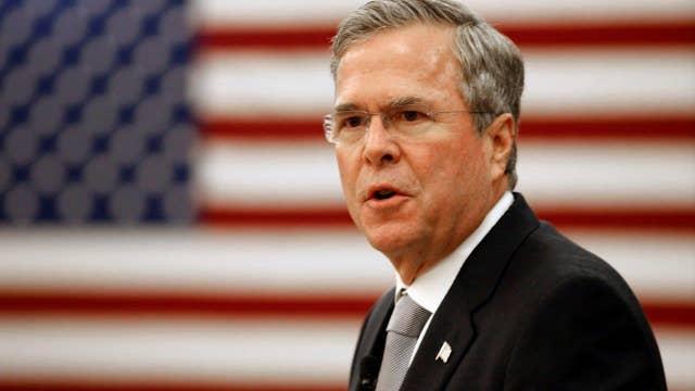 GOP debate a make-or-break night for Bush?