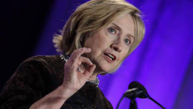 Hillary Clinton supporting Obama agenda to avoid indictment?