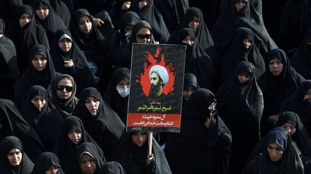 Risk of war between Iran, Saudi Arabia?