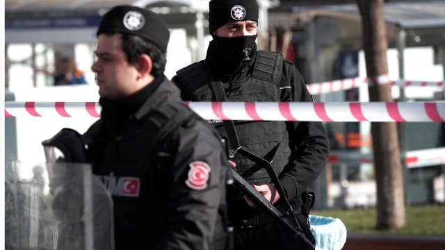 Syrian suicide bomber suspected in Istanbul blast