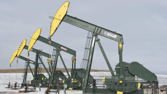 Oil headed for $30 a barrel?