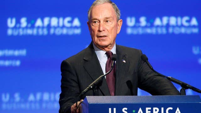 Would Bloomberg have a realistic shot if he enters the race?