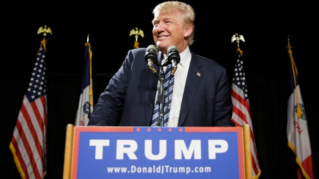Trump: It was a joke, every once in a while like to be politically incorrect