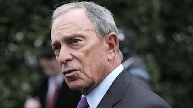 Would a Bloomberg bid hurt Clinton or Trump more?