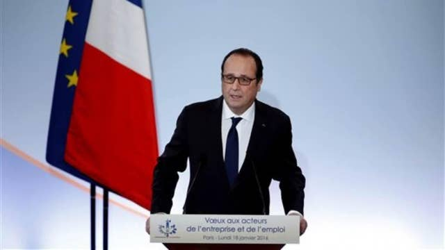 France declares economic state of emergency