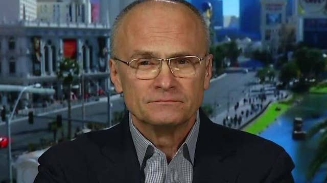 CKE Restaurants CEO: Anyone who can defeat Hillary Clinton is fine with me