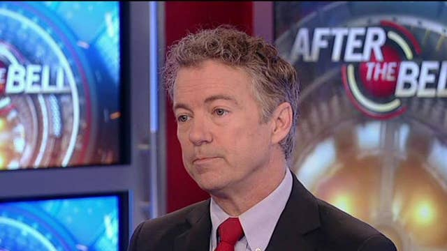 Rand Paul: Need to consider more sanctions against North Korea