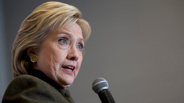 Why hasn't the FBI questioned Hillary Clinton?