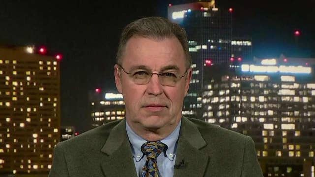 Rep. Salmon on Robert Levinson's disappearance, Iran nuclear deal