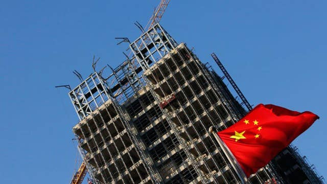 Chinese economy in recession?