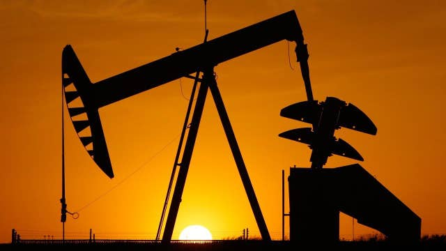 The expanding surplus of oil