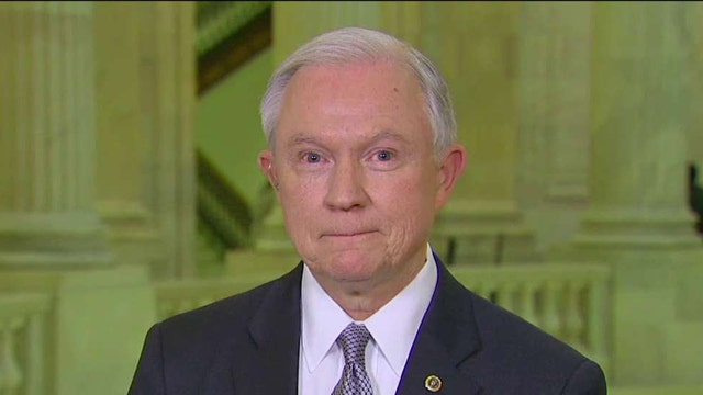 Sen. Sessions: We need to try to help refugees at their homelands