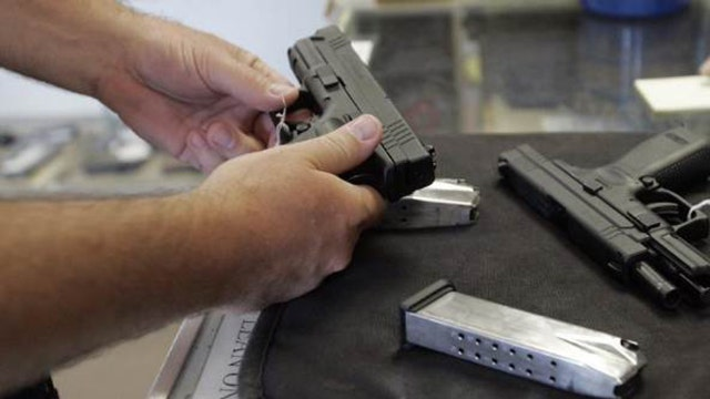 Potential executive action creating investor opportunity in gun stocks?