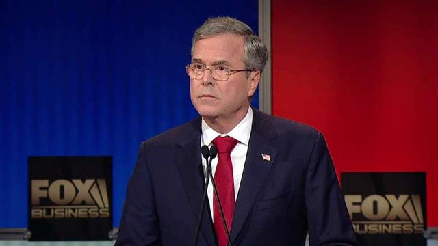 Bush: Hillary Clinton would be a national security disaster