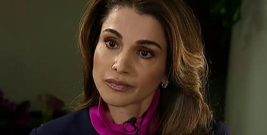 Queen Consort of Jordan Rania Al-Abdullah on the fight against ISIS and efforts to dispel the misconceptions of Islam.