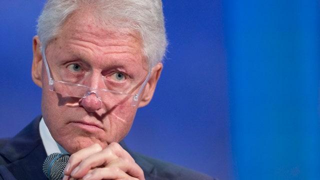 Fox News poll: Bill Clinton more respectful of women than Trump