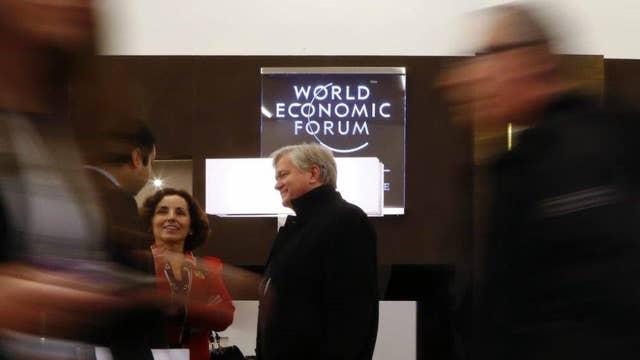 Gasparino: Davos going full-on leftism