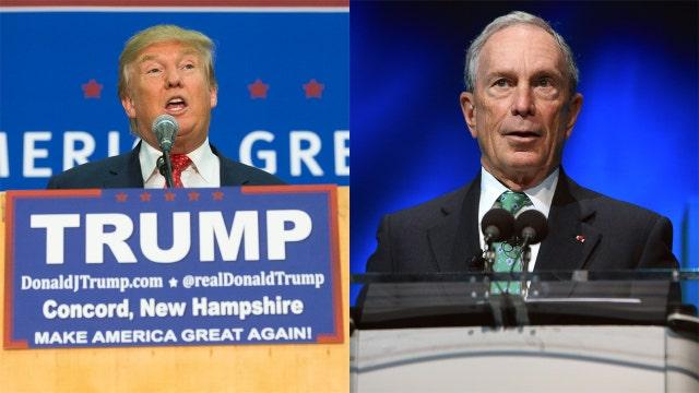 Trump vs. Bloomberg in 2016?