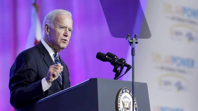 Could Jerry Brown, Joe Biden jump into the race?