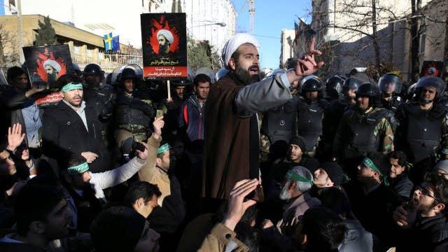 U.S. siding with Iran over Saudi Arabia?