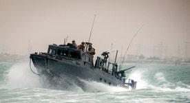 Iran detains two U.S. Navy boats
