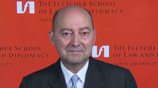 Adm. James Stavridis on the Pentagon spending battle