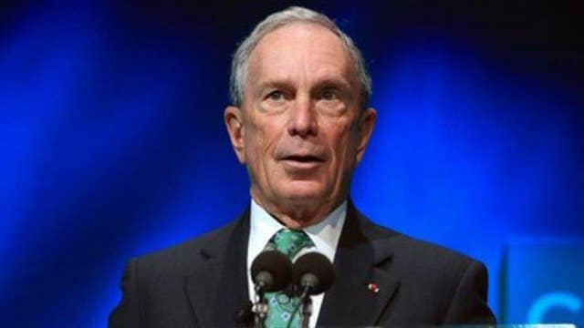 Fmr. business tycoon: Bloomberg would be a viable candidate