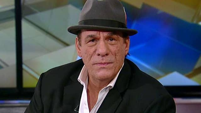 Robert Davi: Donald Trump is the last hope for America