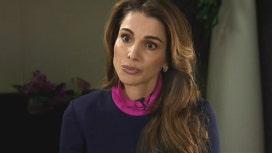 Queen Rania on her response to Charlie Hebdo cartoon