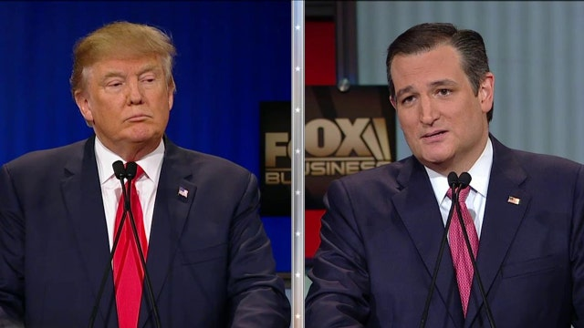 Trump admits raising birther issue after Cruz's rising poll numbers