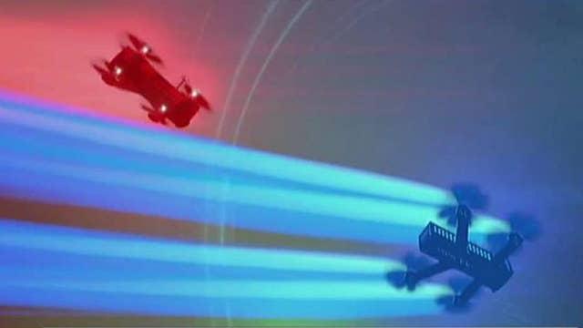 Drone racing: The next NASCAR?