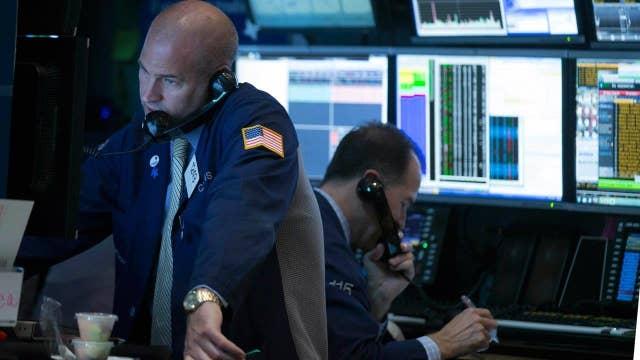 Factors contributing to the major market selloff