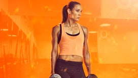 Olympian Lolo Jones Goes 'Orange' to Get Gold in Rio