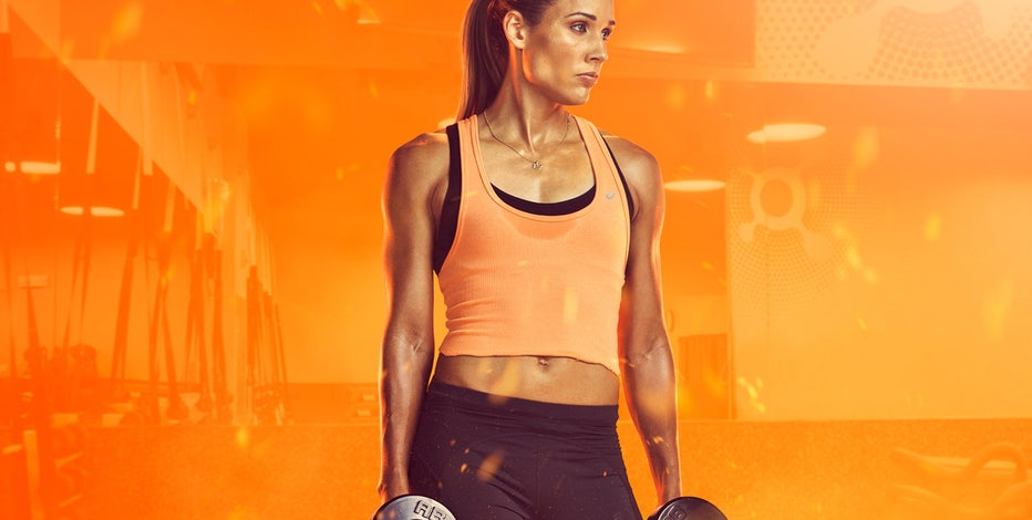 Olympian Lolo Jones is the new brand ambassador for Orangetheory fitness.