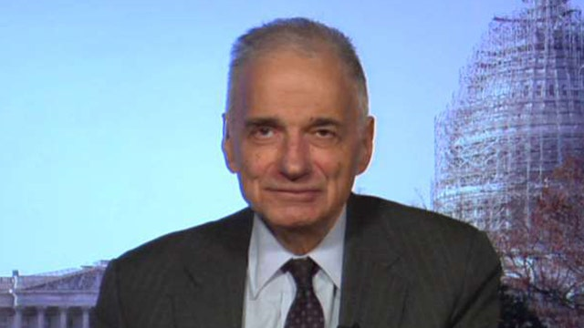Nader: Hillary Clinton has a secrecy problem