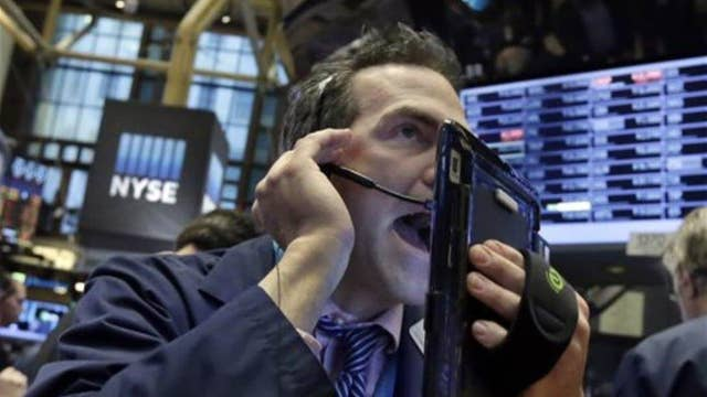 What's behind the market selloff