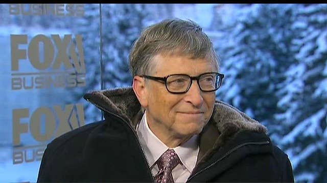 Bill Gates and the 'Holy Grail' for cancer?