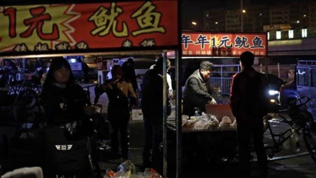 Gordon Chang: China economy really growing at only 1%