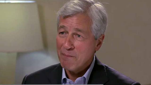 JPMorgan Chase CEO: Our system is driving capital overseas