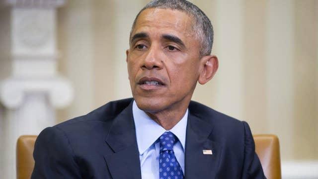 Obama exceeding his authority with gun control executive action?
