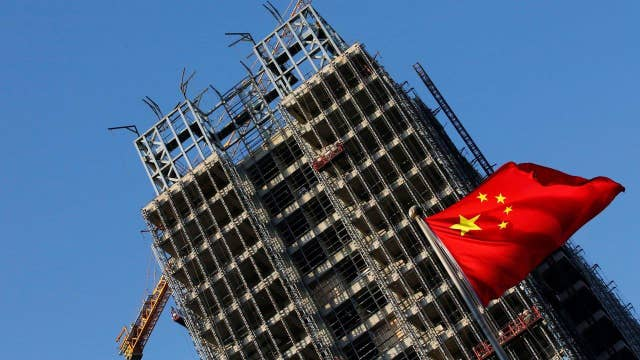 China weighs on global markets