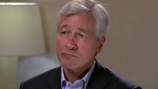 JPMorgan Chase CEO: Low oil is good for consumers and businesses