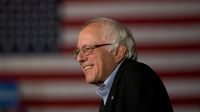 Sanders closes in on Hillary in Iowa poll