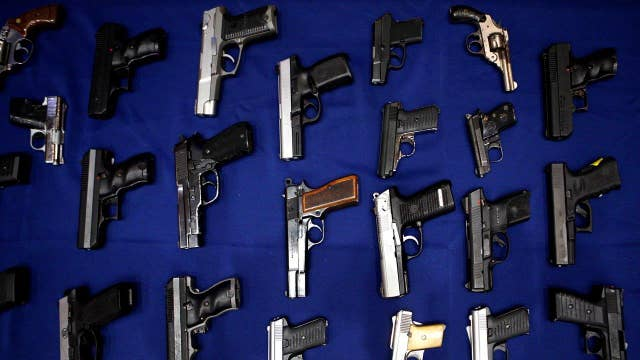 Obama's executive action on gun control just a political stunt?