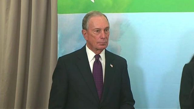 Could Bloomberg win as an Independent?